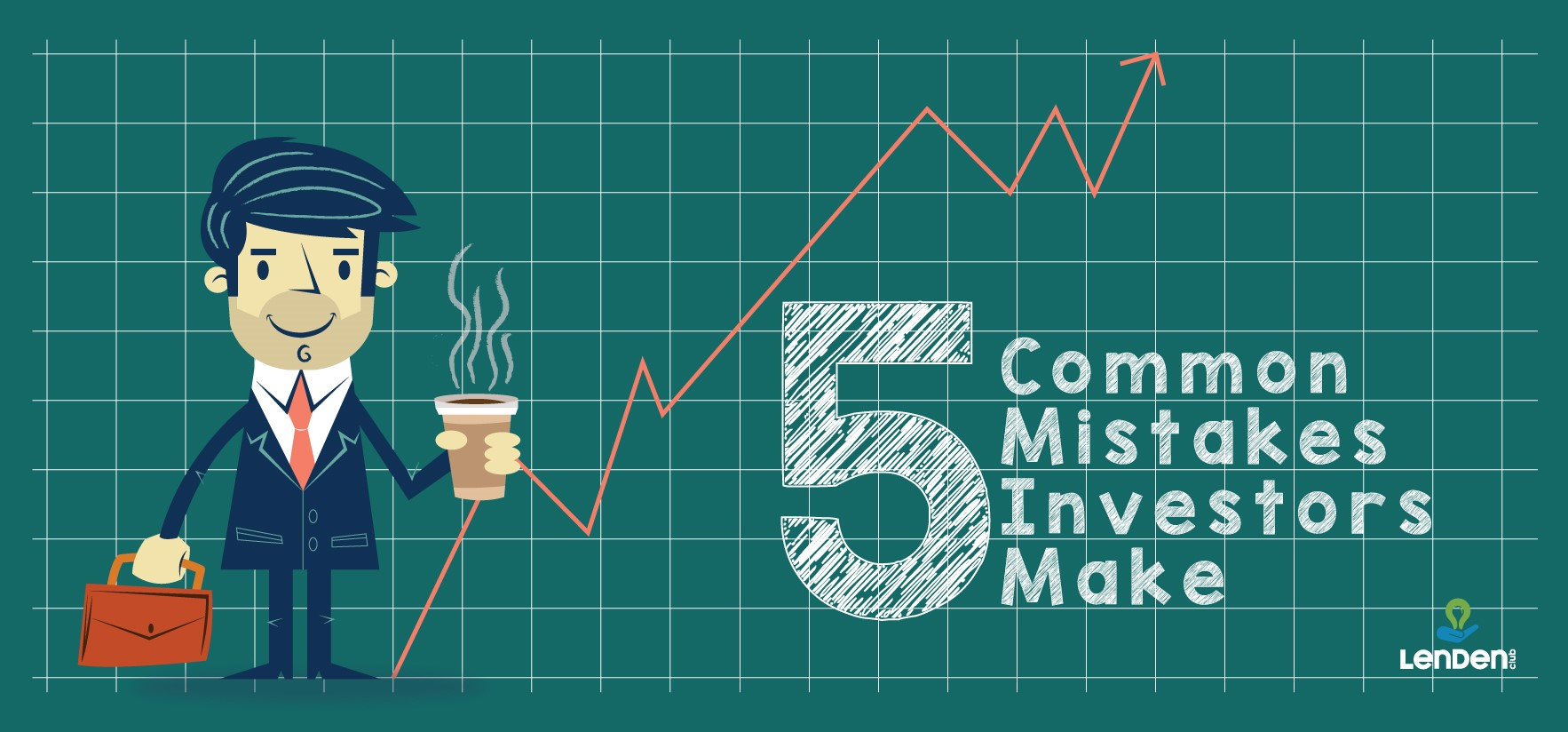 5 Common Mistakes Investors Make