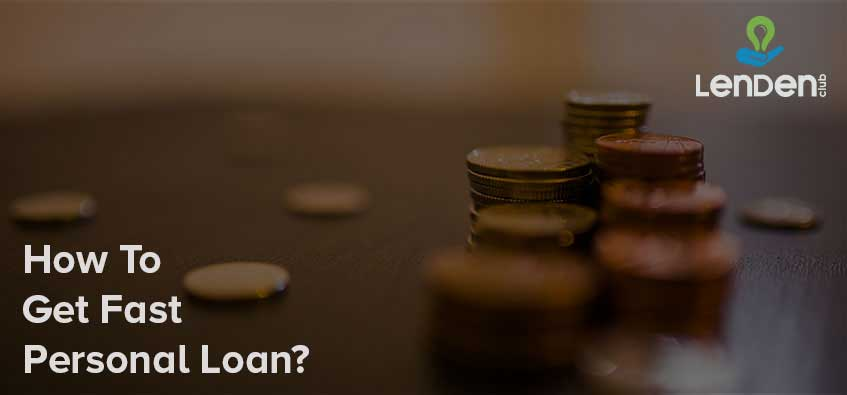 How to get fast loan