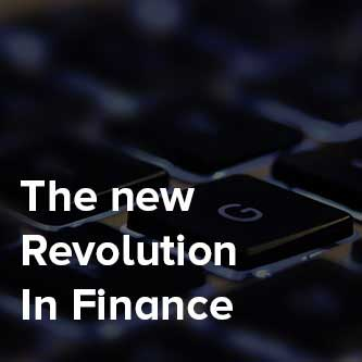 Revolution in finance